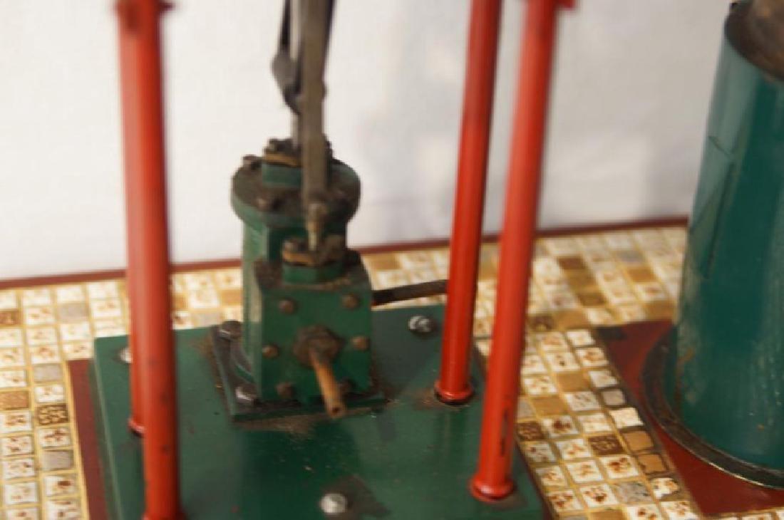 Live Steam Mechanical stationary engine - 5