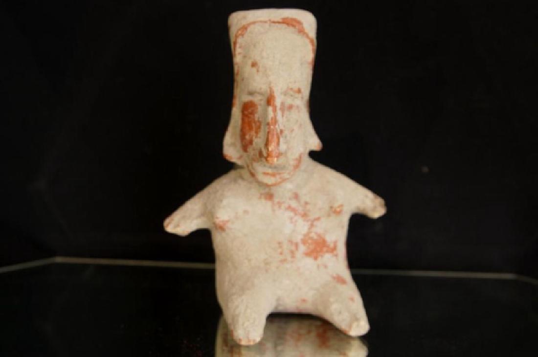 Pre Columbian artifact - 4