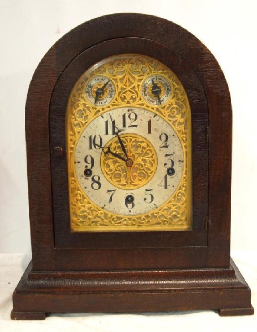 Waterbury Mantle clock with Westminster Chime