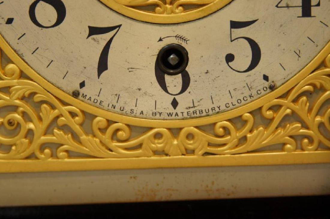 Waterbury Mantle clock with Westminster Chime - 5