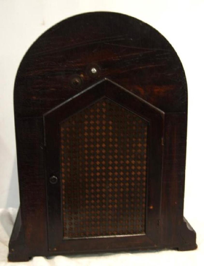 Waterbury Mantle clock with Westminster Chime - 9