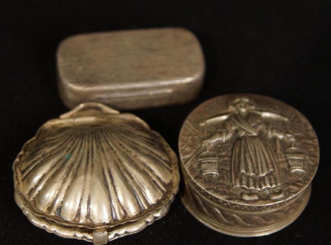 Antique silver miniatures - 9