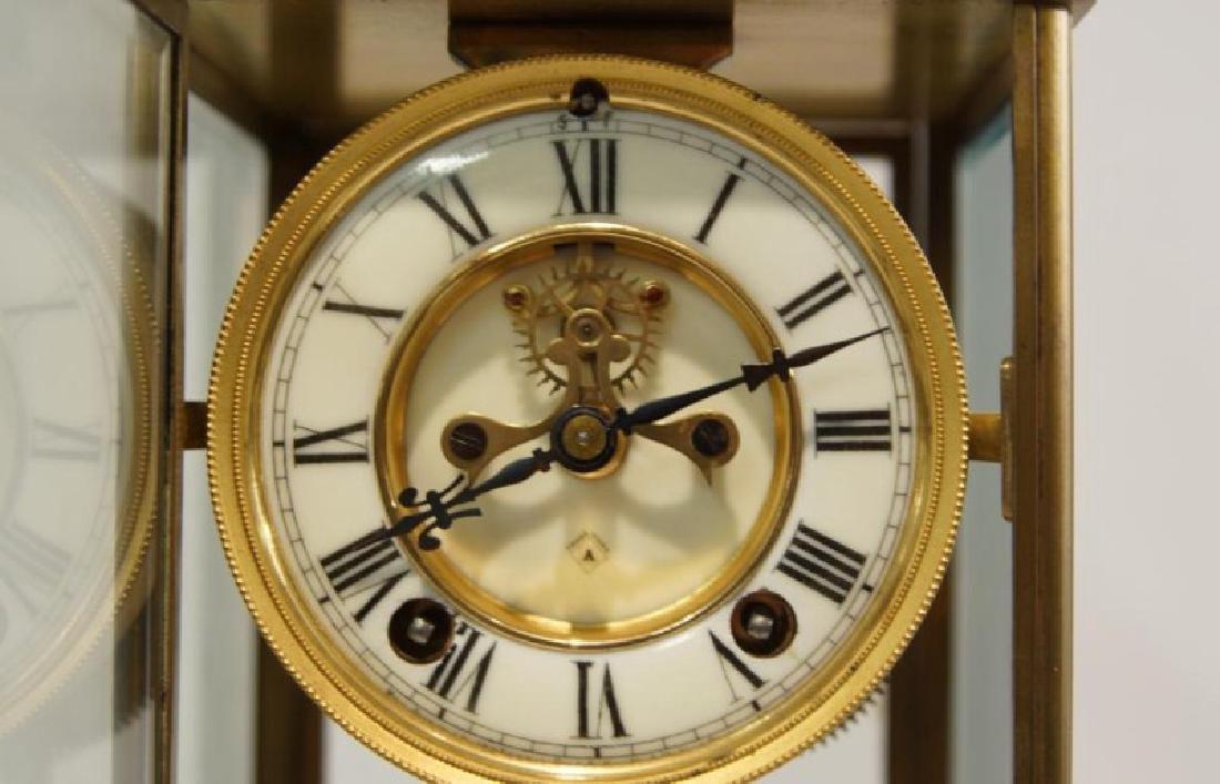 Brass carriage clock - 2