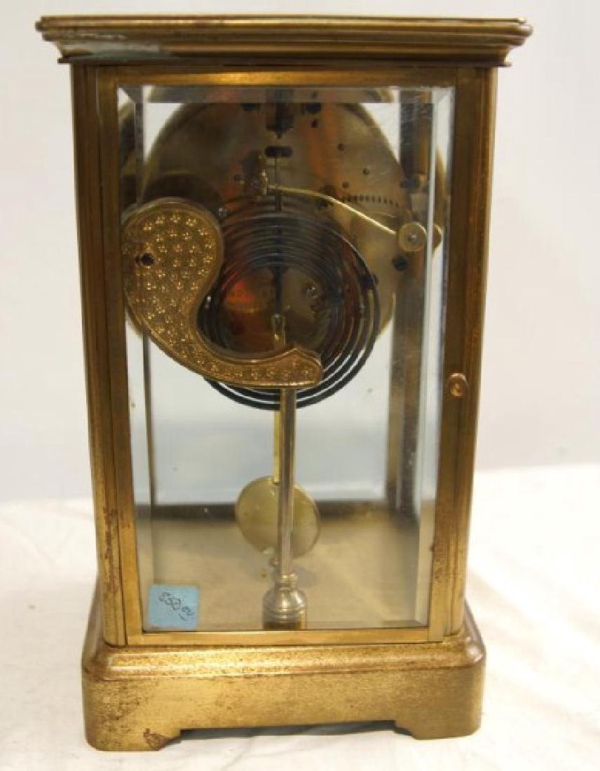 Brass carriage clock - 3