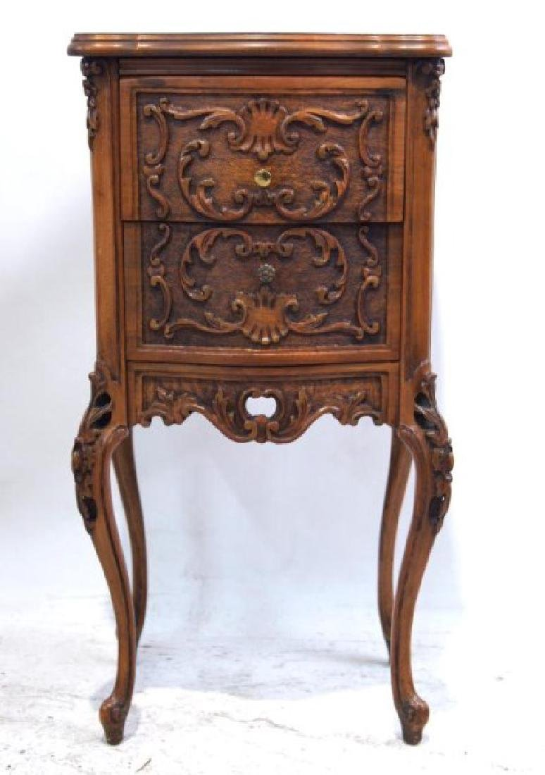 French style night stand