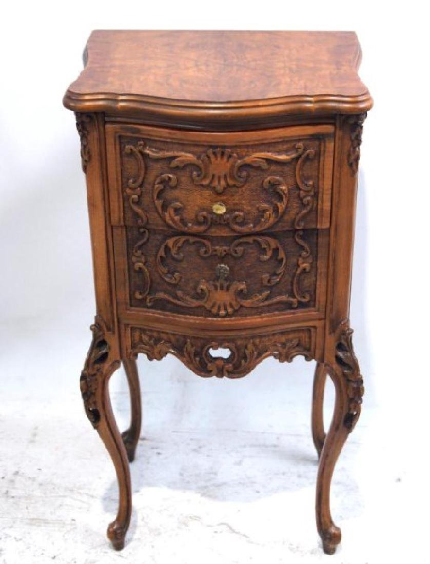 French style night stand - 2