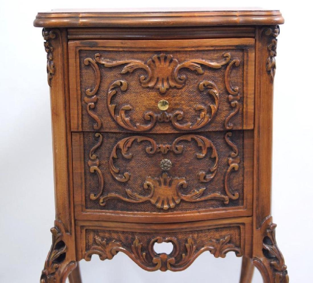 French style night stand - 4