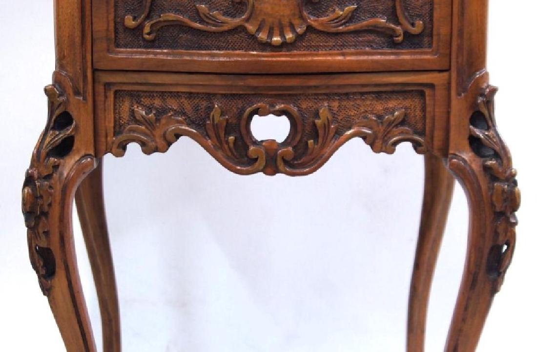 French style night stand - 6