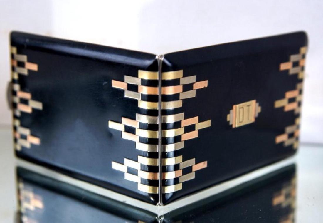 Two Art Deco Cigarette Cases - 6