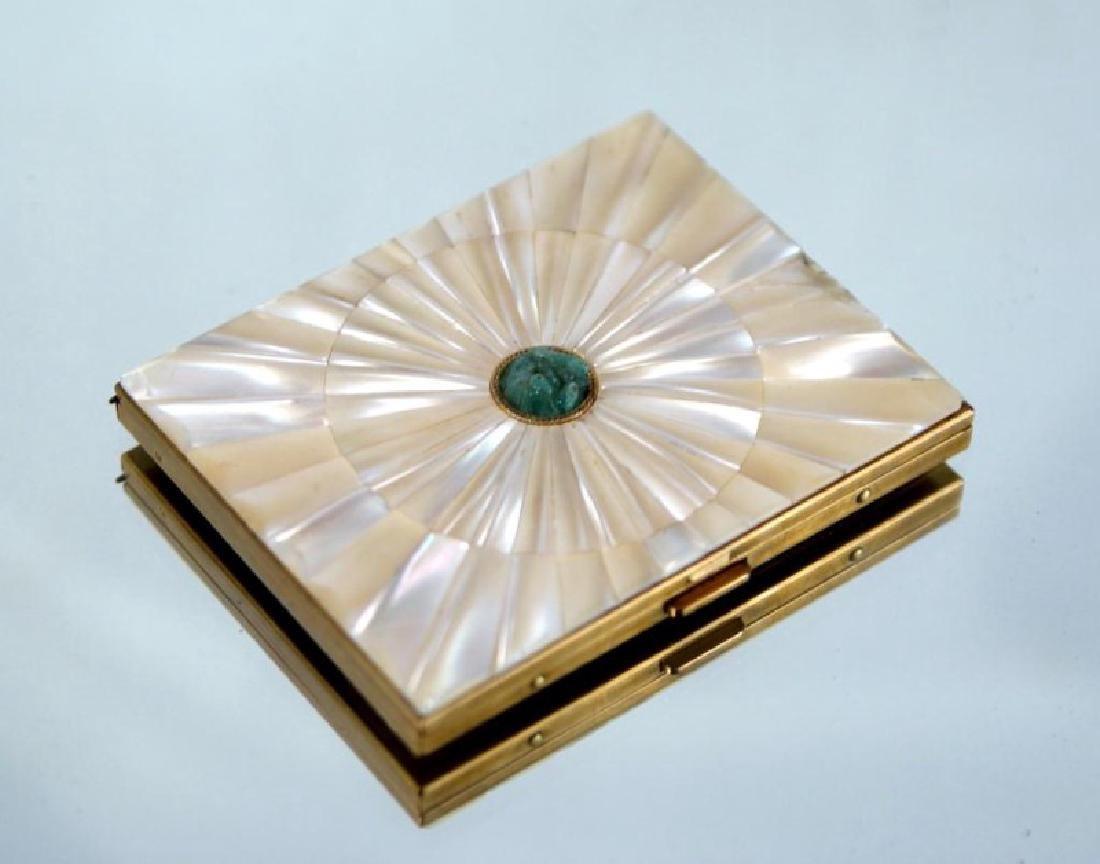 Two Art Deco Cigarette Cases - 8