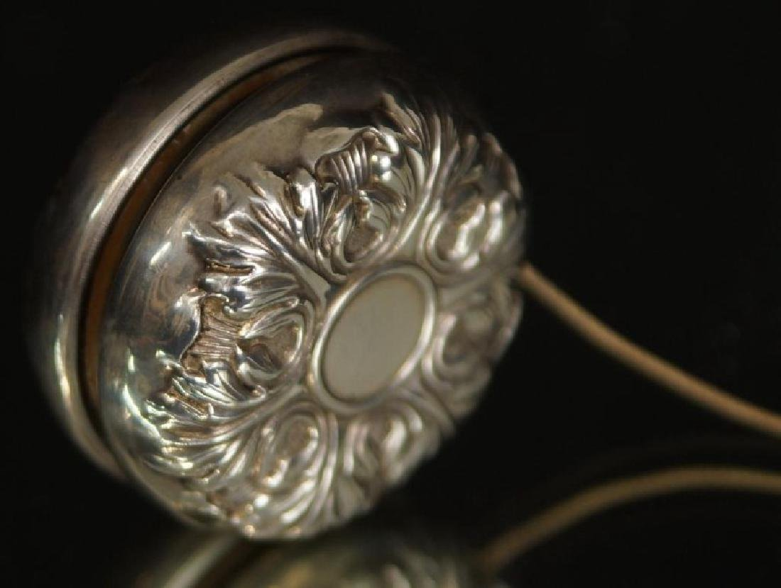 Sterling silver YoYo - 2