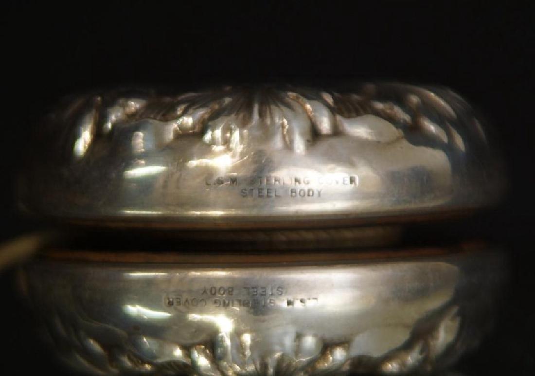 Sterling silver YoYo - 3