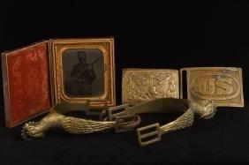Collection of Rare Civil War pieces