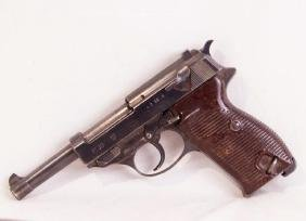 German P38 9mm byf 43 code semi auto pistol #4369