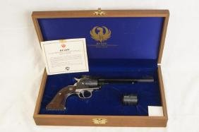 Cased Ruger .22 Centennial Revolver #76-05198