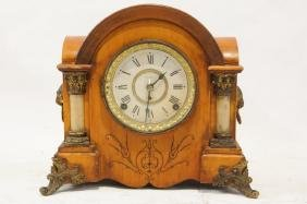 Mantle Clock - French
