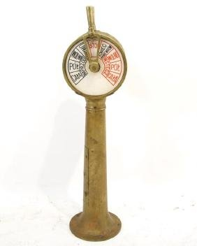 Brass Nautical Telegraph -