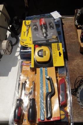 Collection of NIB hand tools