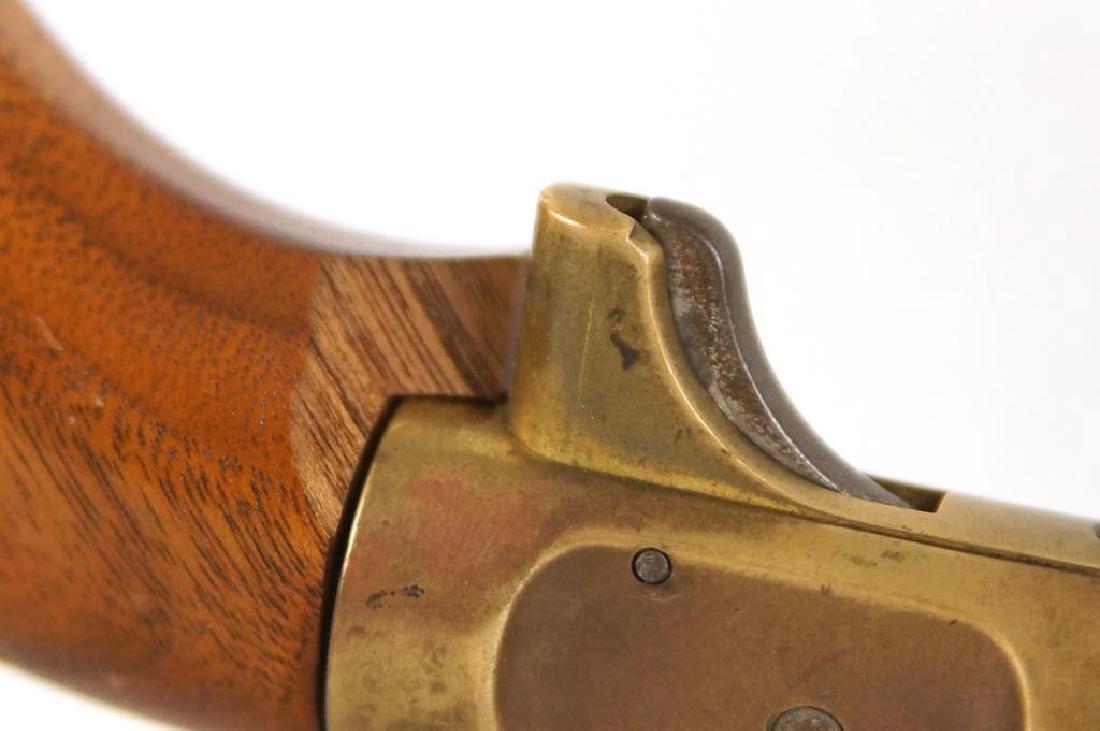 CMC 3 Barrel Duck Foot Black powder pistol - 2