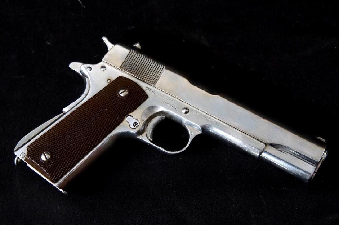 1944 Remington Rand 1911A1 .45 ACP WWII #2049627