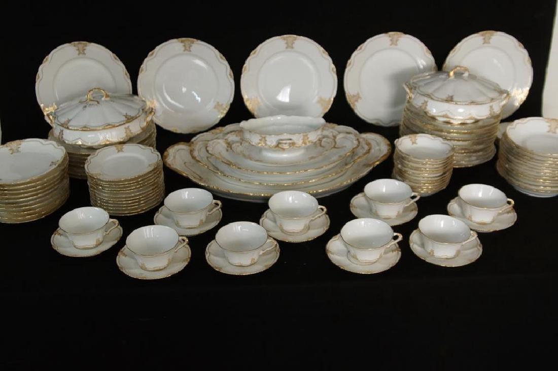Theodore Haviland Limoges Porcelain China set