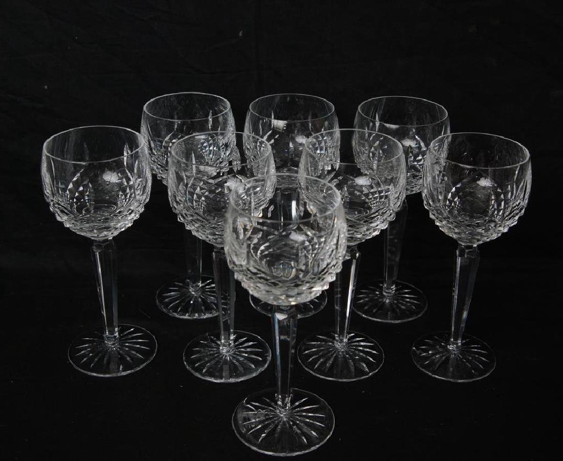 Waterford wine goblets - Lismore - 2