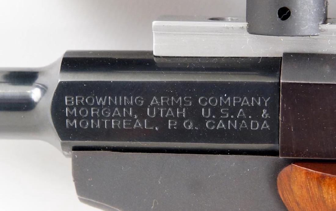 Browning .22 cal semi auto Challenger II - 3