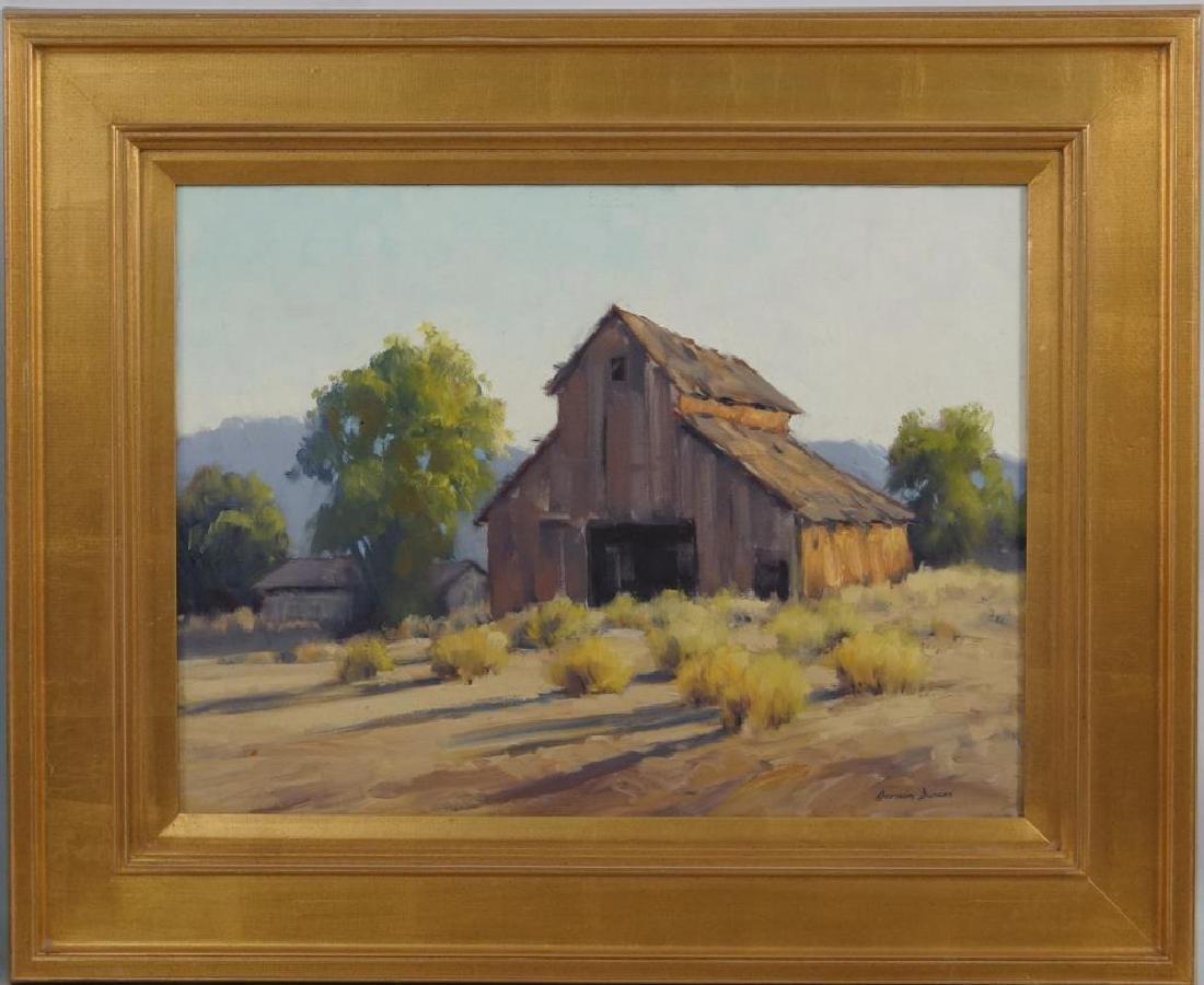 "Darwin Duncan 18""x24"" oil on canvas"