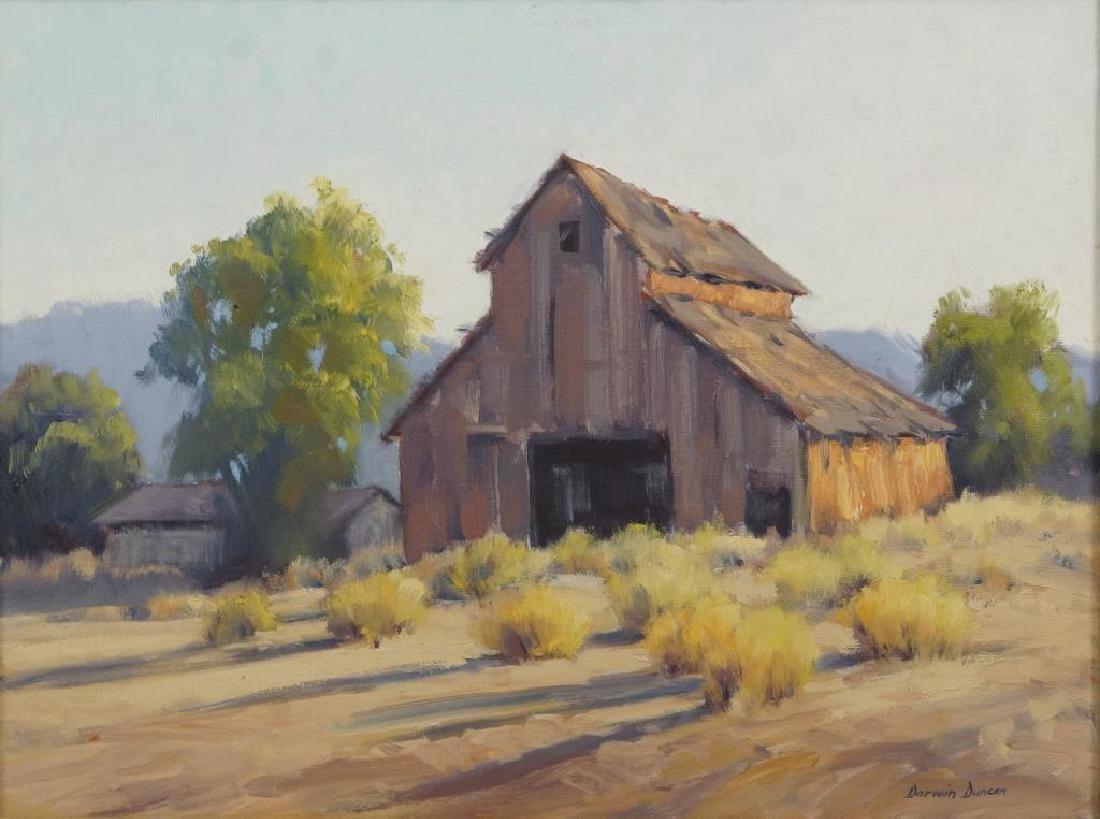 "Darwin Duncan 18""x24"" oil on canvas - 2"
