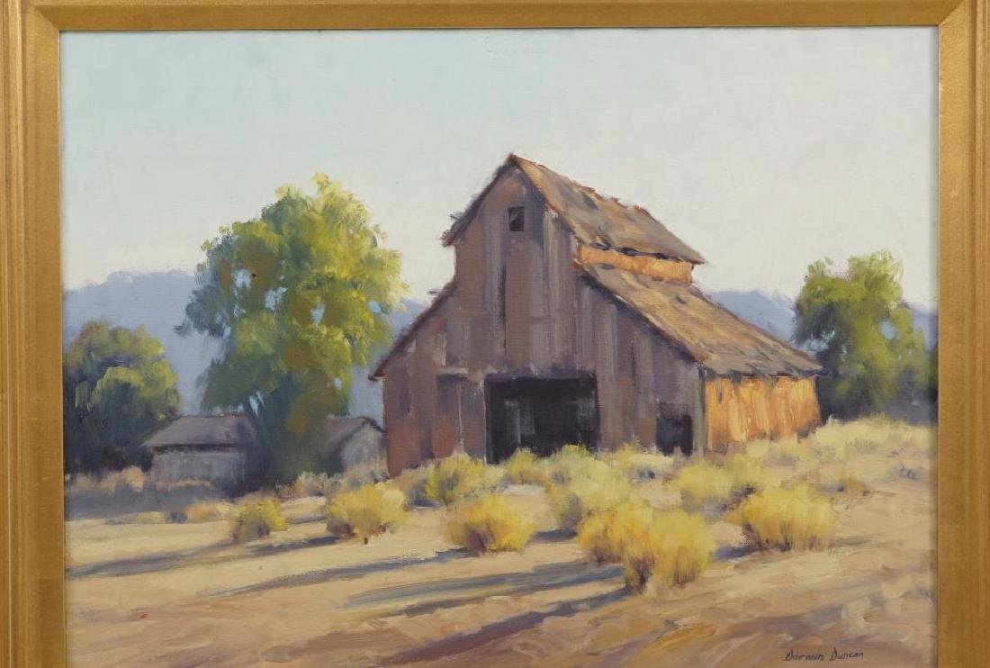 "Darwin Duncan 18""x24"" oil on canvas - 3"