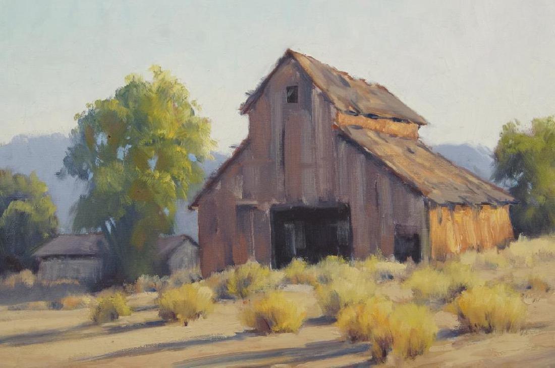 "Darwin Duncan 18""x24"" oil on canvas - 4"