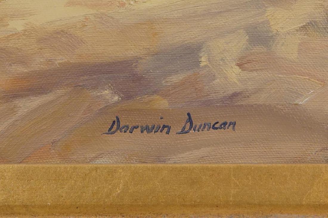 "Darwin Duncan 18""x24"" oil on canvas - 5"