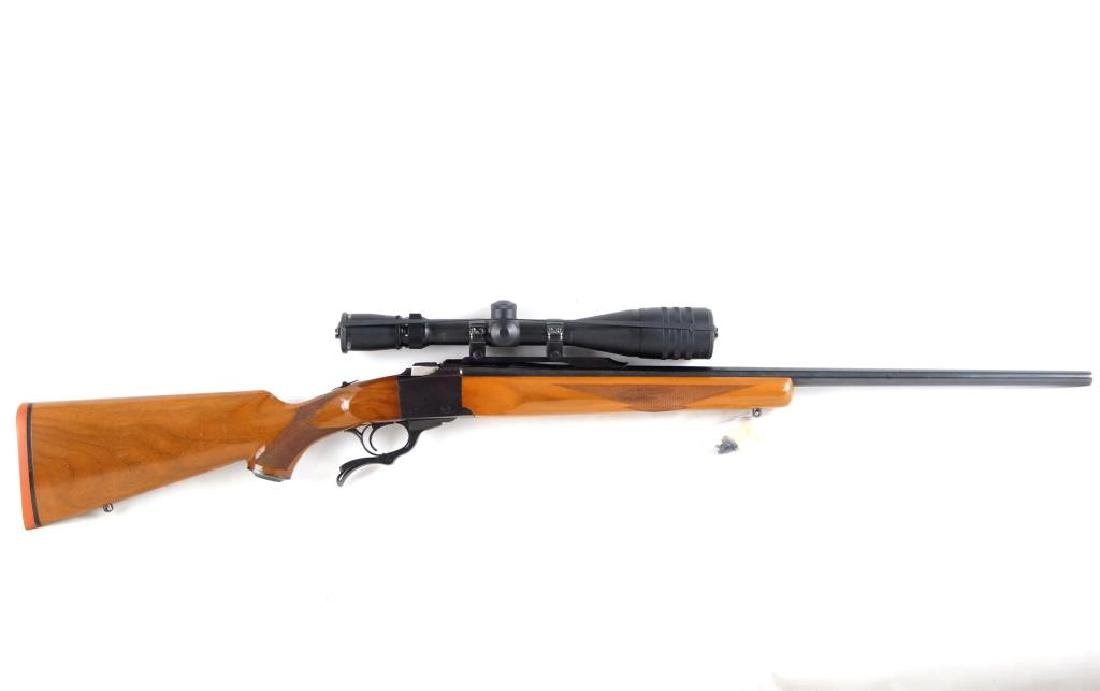Ruger #1 22-250 Rifle with Weaver Long Range 6-24