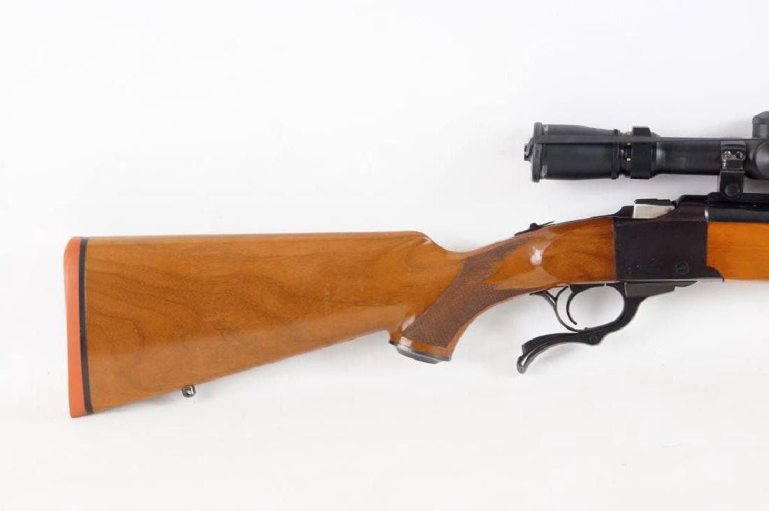Ruger #1 22-250 Rifle with Weaver Long Range 6-24 - 2