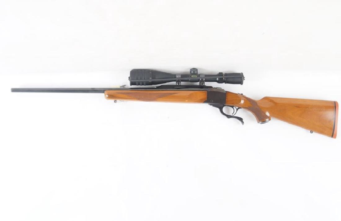 Ruger #1 22-250 Rifle with Weaver Long Range 6-24 - 7
