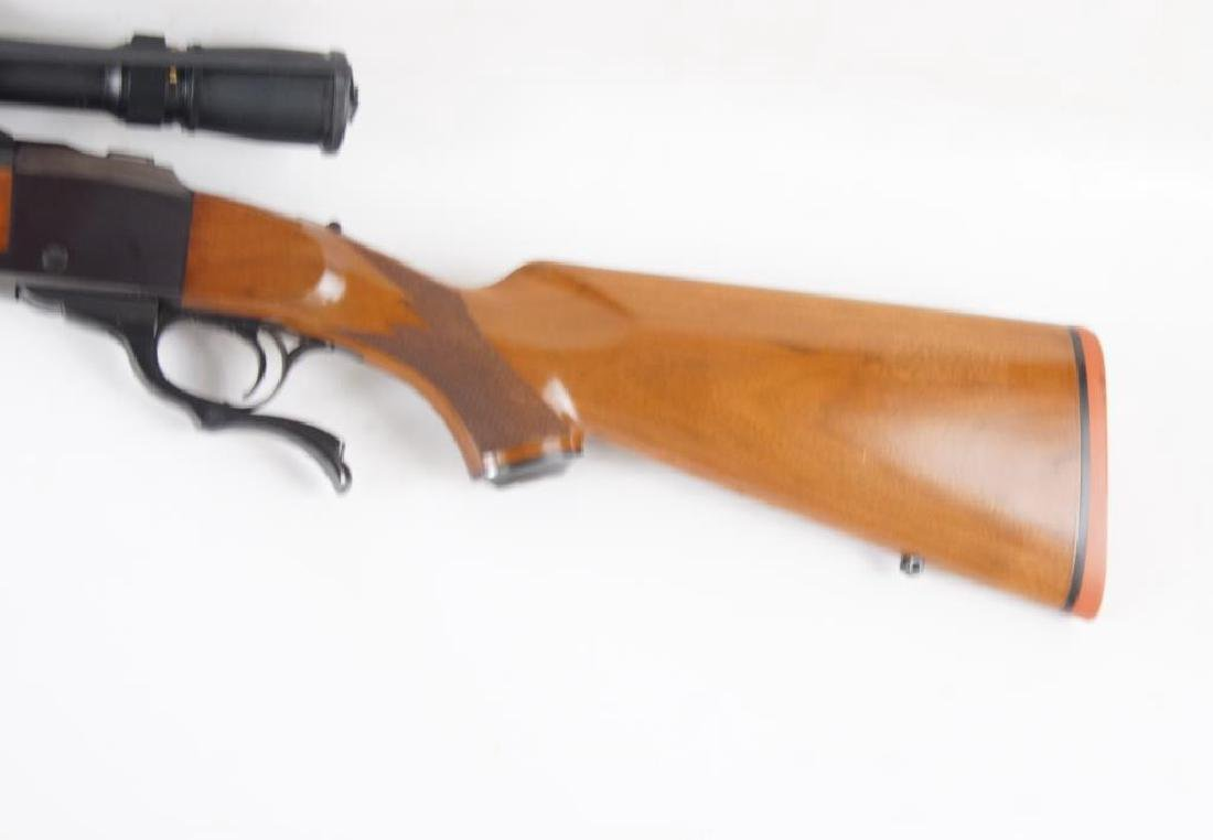 Ruger #1 22-250 Rifle with Weaver Long Range 6-24 - 8