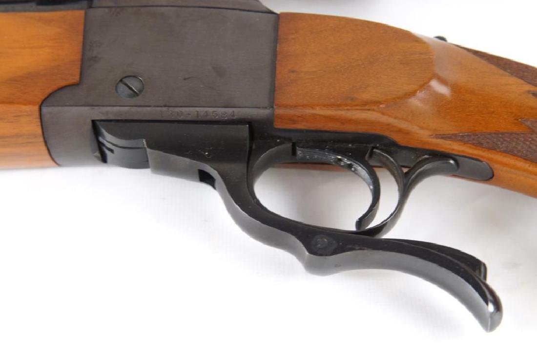 Ruger #1 22-250 Rifle with Weaver Long Range 6-24 - 9