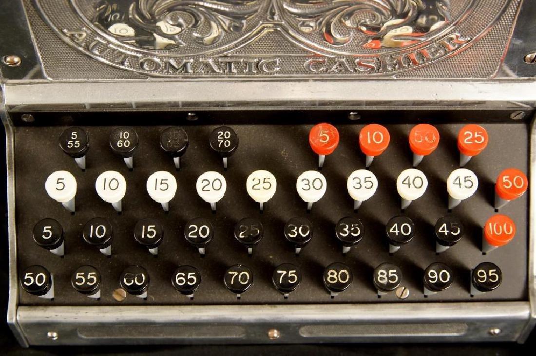 Brandt Junior chrome automatic cashier - 4