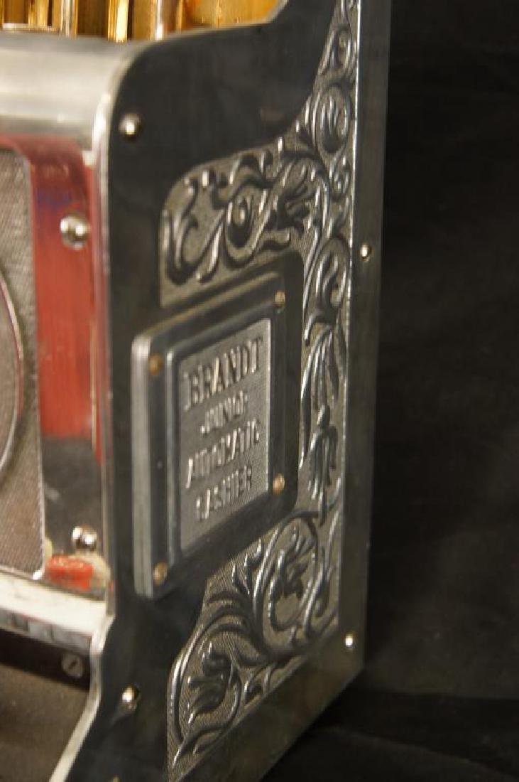 Brandt Junior chrome automatic cashier - 6