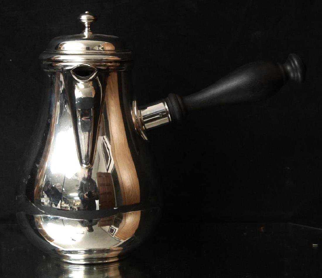 Cristofle Silver coffee pot - France