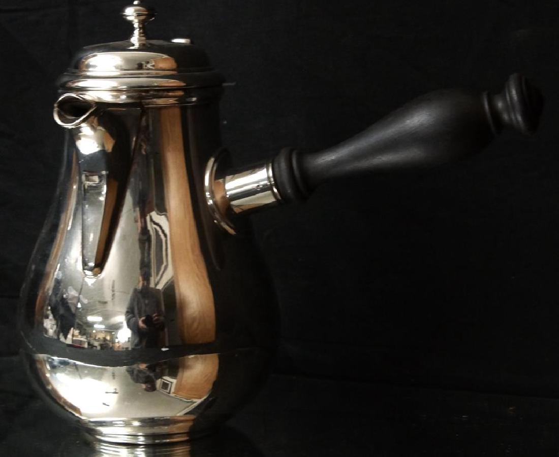Cristofle Silver coffee pot - France - 2