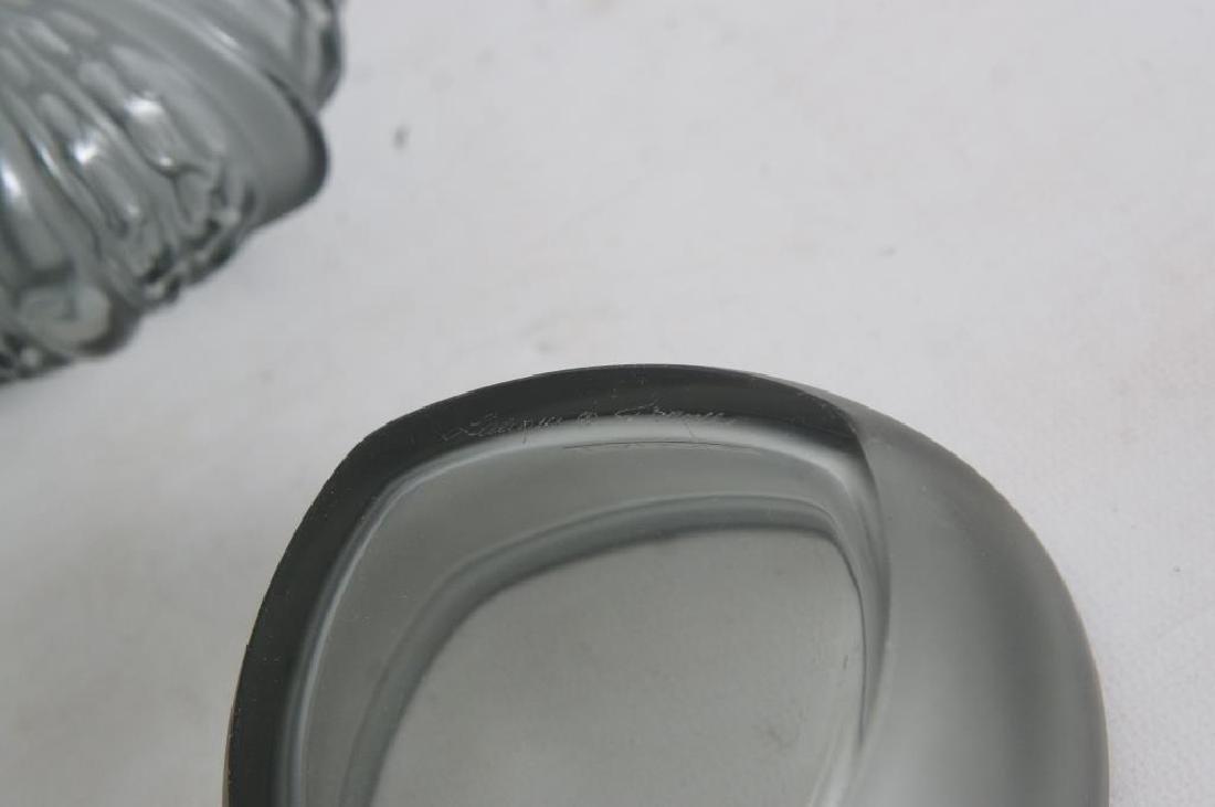 Lalique perfume & dresser set - 6