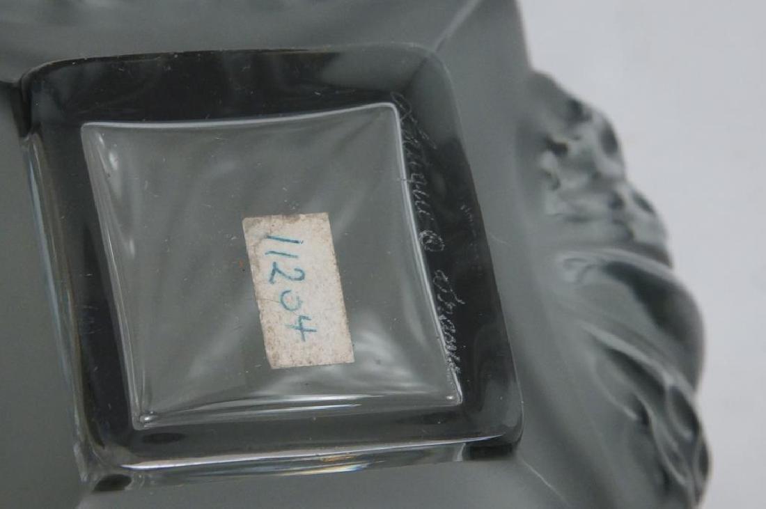 Lalique perfume & dresser set - 7