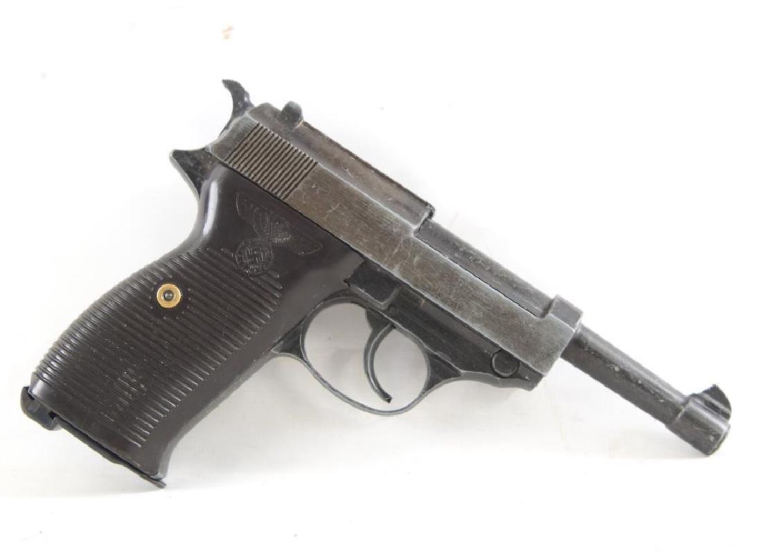 German P38 Pistol Movie Prop Pistol