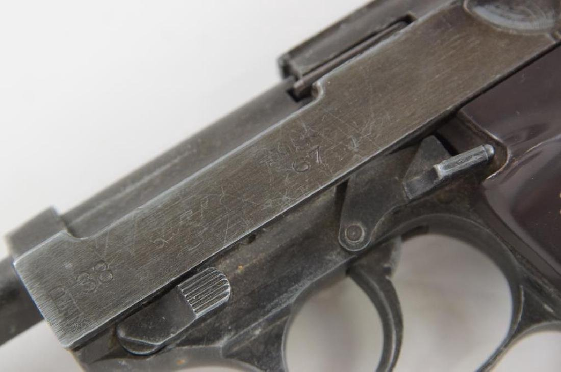 German P38 Pistol Movie Prop Pistol - 3