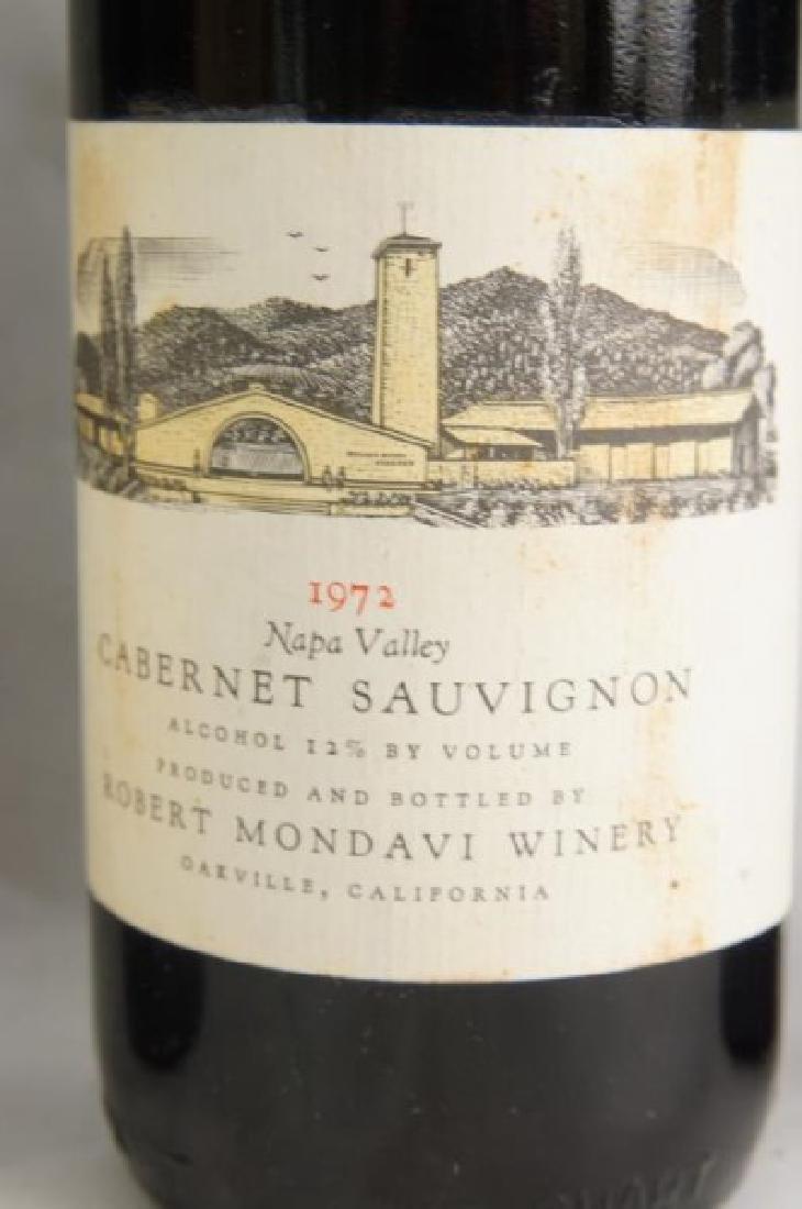 "Robert Mondavi ""Cabernet Sauvignon"" 1974 - 4"