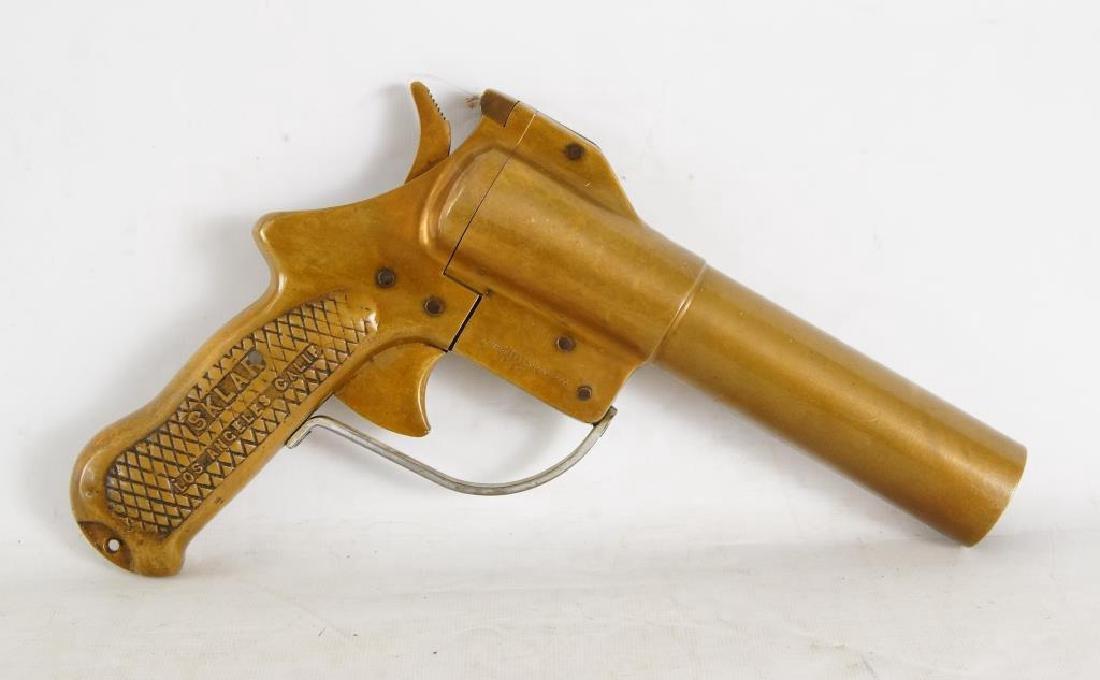 """Sklar"" Brass flare gun 2135"