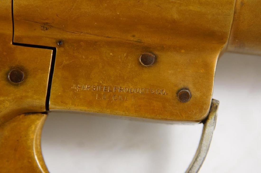 """Sklar"" Brass flare gun 2135 - 3"