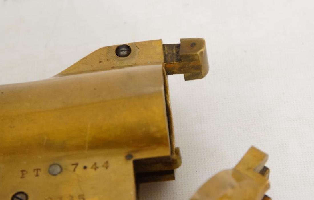 """Sklar"" Brass flare gun 2135 - 8"