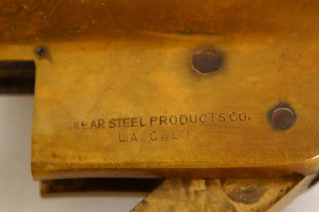 """Sklar"" Brass flare gun 2135 - 9"